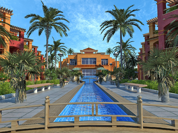 Marsa Alam Beach Resort Egypt