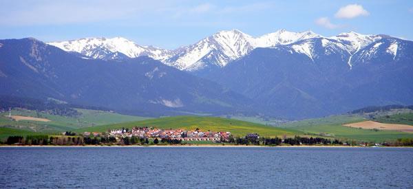slovakia liptovska lake property