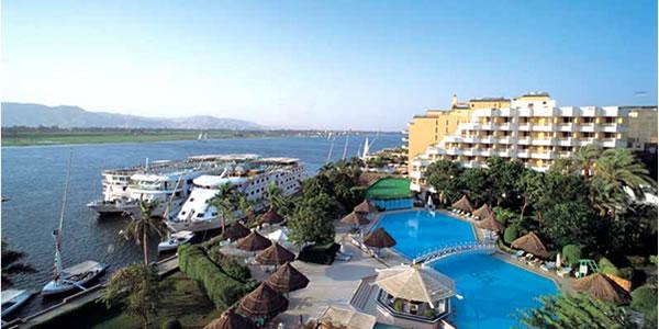 pyramisa isis hotel resort luxor egypt