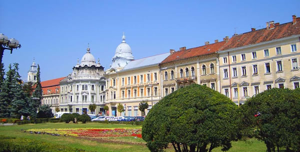 romania cluj city investment