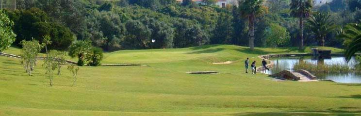 vale de milho golf