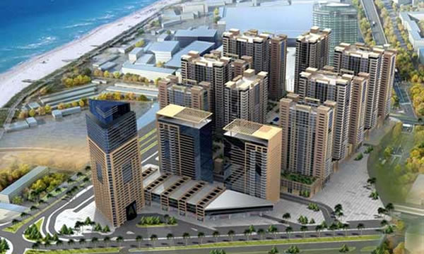 emirates city ajman