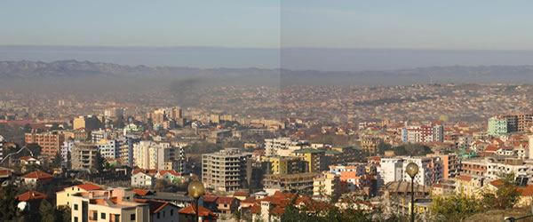 tirana city property albania