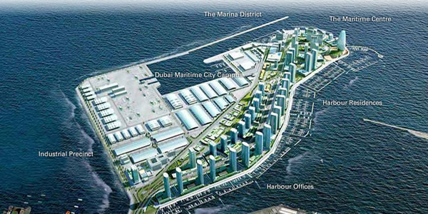 admiral bay dubai maritime city launch