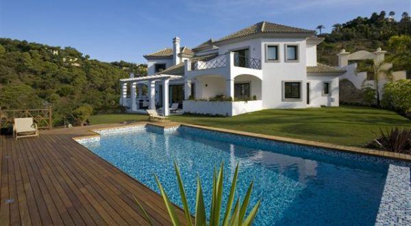 villa tranquilo reserva madronal marbella