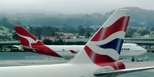 ba qantas merger
