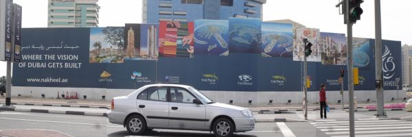 nakheel dubai job losses