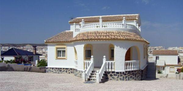 villa mazarron costa calida
