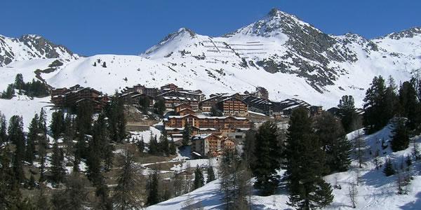 french ski resort properties