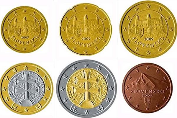 slovensko euro 2009