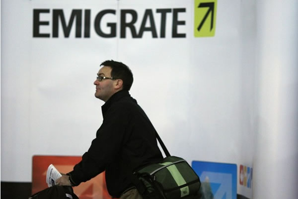11 million brits to emigrate