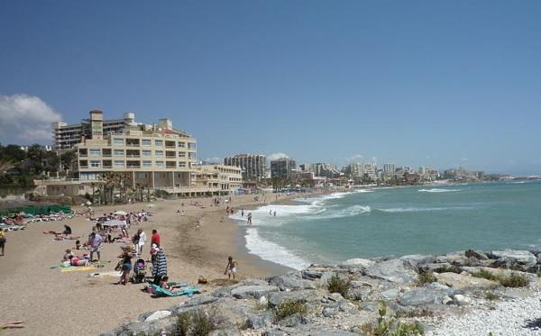 tourism costa del sol april 2009